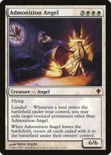 MTG Admonition Angel (Ángel de admonición) ENGLISH LIGHTLY PLAYED