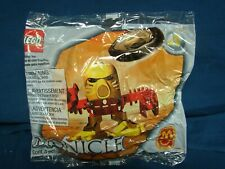 2001 McDonald Happy Meal Lego Bionicle Jala #4