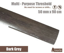 New Quality Laminate Threshold Door Strips 50mm Adjustable Height & Pivot 0.9mtr