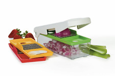NEW PROGRESSIVE PREPWORKS FRUIT VEGETABLE CHOPPER CHOPPING DICE SLICE KITCHEN