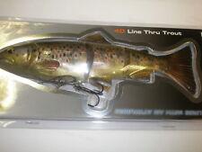 Savage Gear 4D LINEA Thru trota esca 25cm 180g affondamento lento