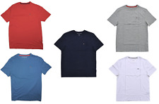 Tommy Hilfiger Men's Crew Neck Pocket T-shirt