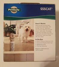 PetSafe Ssscat Spray Deterrent Motion Activated Pet Proofing Dog Cat Ppd00 16168