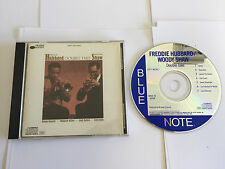 Double Take by Freddie Hubbard and Woody Shaw CD - MINT 077774629423