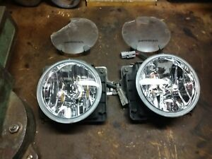 Wrecking subaru rs-x 2006   spot / driving lights  pair