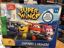 IMPARO I NUMERI - SUPER WINGS - LISCIANI