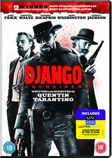 Django Unchained DVD (Jamie Foxx / Leonardo DiCaprio) Disc Only No Case Or Cover
