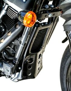 CHIN SPOILER FOR 2018+ HARLEY DAVIDSON SOFTAIL DELUXE SPORT GLIDE FATBOY FAT BOY
