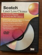Scotch Lens Cleaner For DVD Players & DVD-ROM Drives Autumn promotion FREE POST