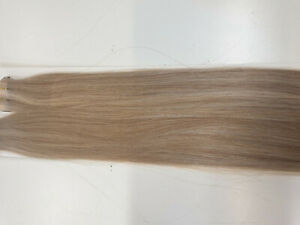 #8 / 60 -  40 pcs Full Head Tape Hair Extension - 25 inches