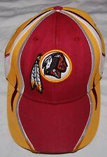 Vintage Washington Redskins NFL Team Baseball Hat Trucker Cap Maroon Gold 168fd07e1
