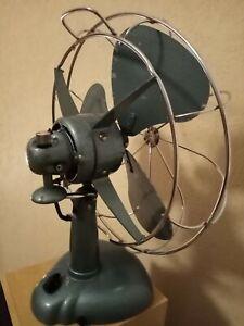 Splendide Ventilateur vintage FROST 60's (id. MARELLI,etc) + étiquette contrôle