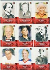 2011 In The Game Canadiana 100-Card Base Set