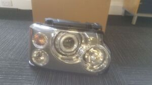 Range Rover 2002-2009 Headlamp Assembly - Halogen - RH - LR015276 - Genuine