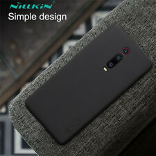 NILLKIN For Xiaomi Mi 9T 10T Pro Lite Slim Frosted Shield Hard Matte Case Cover