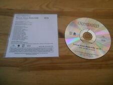 CD Indie Kakkamaddafakka - Forever Alone (1 Song) Promo BUBBLES VERTIGO cb