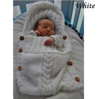 Cute Baby Sleep Sack Stroller Wrap  Toddler Newborn Blanket Swaddle Sleeping
