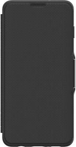GEAR4 Oxford Folio Designed for Samsung Galaxy S10 Case, Advanced Impact by D3O,