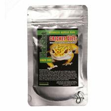 HabiStat Medivet Cricket Diet, 80g Eco Pak Insect Gut Loading Vitamin Supplement