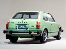 1975 Honda Civic hatchback, Refrigerator Magnet, 40 MIL Thick