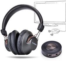 TV Avantree Bluetooth TV Transmitter adapter + HT3189 headphones  Low latency