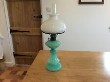 Lámpara de Aceite de vidrio antiguo extremadamente raro