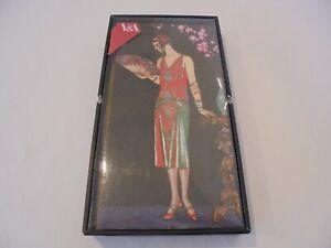 CHRONICLE BOOKS - V & A - 16 x ART DECO GLAMOROUS NOTECARDS & ENVELOPES - NEW