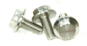 Norton Set of 3 A2/403 clutch spring compression screw 1/4 26TPI early version