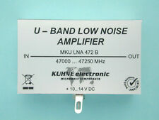 SUPER Low Noise Amplifier 47 GHz, 6mm preamplificatore mku LNA 472 B, db6nt, Kuhne