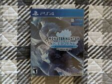 Monster Hunter World: Iceborne -- Master Edition Deluxe PS4 (Read Description)