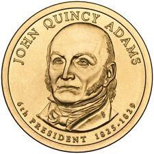 2008 P JOHN QUINCY ADAMS Presidential Dollar – BU from US Mint SHIPS FREE!