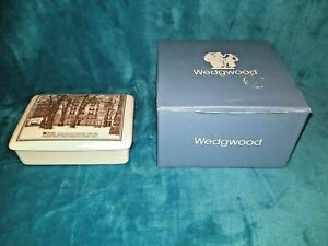 Wedgewood Readers Digest 50th Anniversary Table Pot Rare Vintage 1938 - 1988