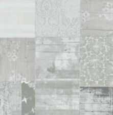Klebefolie Möbelfolie Vintage grau 45 cm x 200 cm Folie Selbstklebefolie