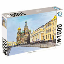 1000 Piece Jigsaw Puzzle - Moscow Russia