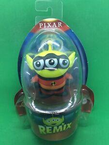 Disney Pixar Alien Remix 3 Inch Figure: Mr Incredible Alien - Brand New On Card