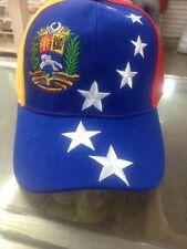 Venezuela Flag  Tricolor Unisex baseball  Hat / Cap . Wholesale!
