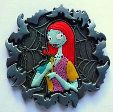Disney Pin Badge HKDL 2011 Halloween Nightmare Before Christmas Sally