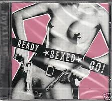 THE JOYKILLER - Ready sexed go! - CD SIGILLATO SEALED