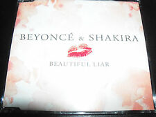 Beyonce & Shakira Beautiful Liar Australian CD Single