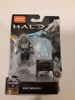 Mega Construx Halo Ripa 'Moramee Series 11 Pro Builders 23 Pieces GLB59
