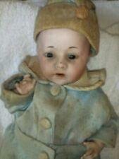 *Rare* Antique Armand Marseilles mold 233 brown sleeping eyes doll