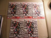 Uncanny Avengers #1 (Marvel 2012) Lot of 5 issues / Free Domestic Shipping