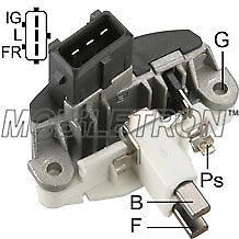 12V Voltage Regulator Brush Box To Fit Bosch Alternator Bmw Mob Vr-B238
