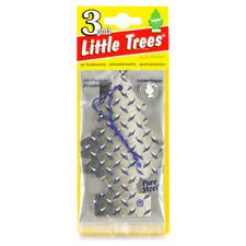 Little Trees Mtr0060 Air Freshener Pure Steel Fragrance 1 Unit