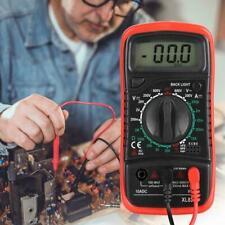 Digital LCD Multimeter Voltmeter Ammeter AC DC OHM Current Circuit Tester New