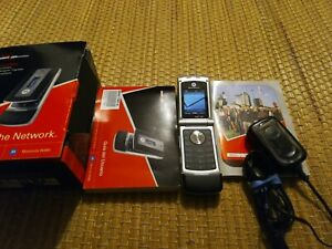 Motorola W385 phone + Box + User Guide + charging cable in excellent condition