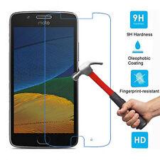 9H Premium Clear Tempered Glass Screen Protector Guard Film For Motorola Moto