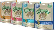 Greenies Feline Dental 5 Flavor 5.5oz  (Free Shipping)