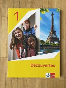Découvertes 1 Lehrbuch