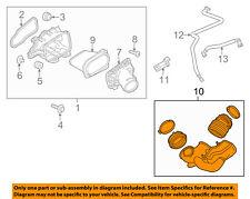 Chevrolet GM OEM 14-18 Corvette 6.2L-V8 Air Cleaner-Outlet Duct 84092388